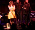 joes pub 2009 with Paula Valstein and Aaron Comess